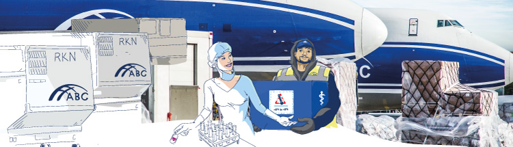 AirBridgeCargo Airlines - Welcome